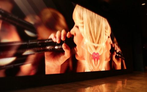 Video Wall & Digital Signage - iHeartRadio 1 jpg