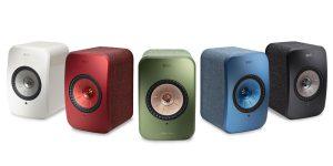 KEF LSX Wireless Speakers - kef lsx opener 1 100788884 large