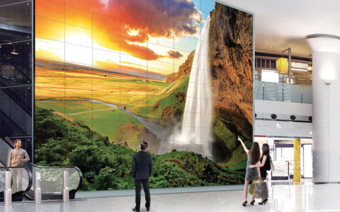 Video Wall & Digital Signage - large01