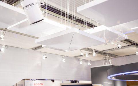 餐廳及宴會場所 - sennheiser teamconnect ceiling