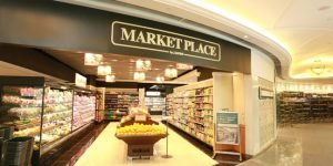 Marketplace by Jasons in Prince's Building - shop Market Place