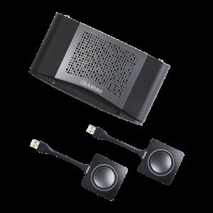 Wireless Presentation - CSE 200 2 Buttons top 001 no antennas png