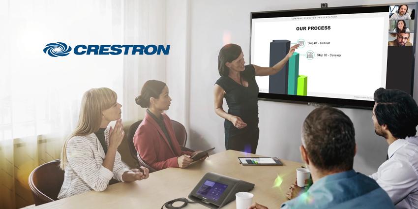 Crestron Flex解決方案 - Crestron Flex Unifying Comms