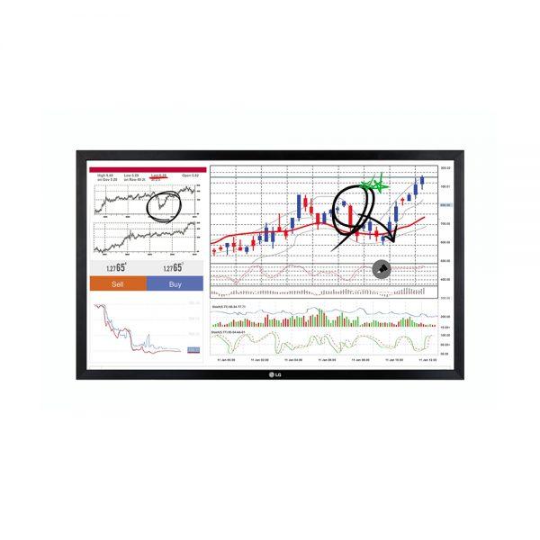 "LG KT-T75E 32"" - 75'' Interactive Digital Touch Board - KT"