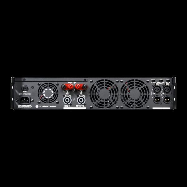 Crown KVS700 Power Amplifier Power amplifier - KVS500 rear panel original