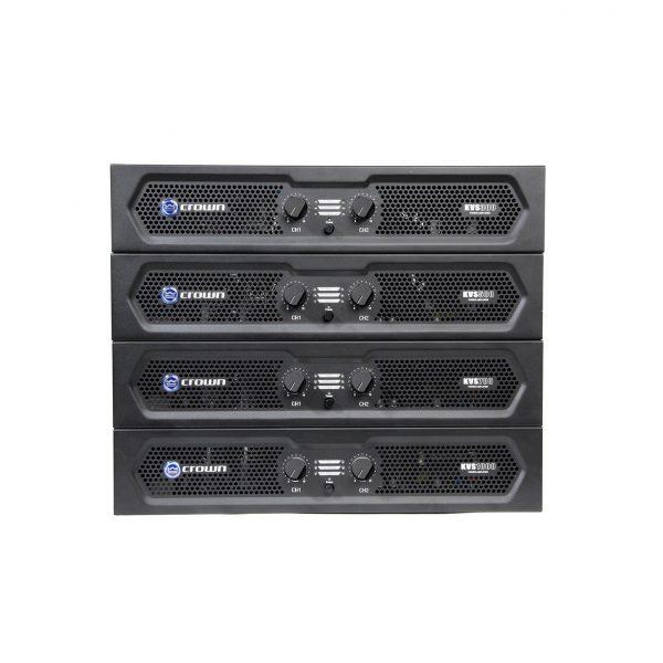 Crown KVS700 Power Amplifier Power amplifier - KVS Series original