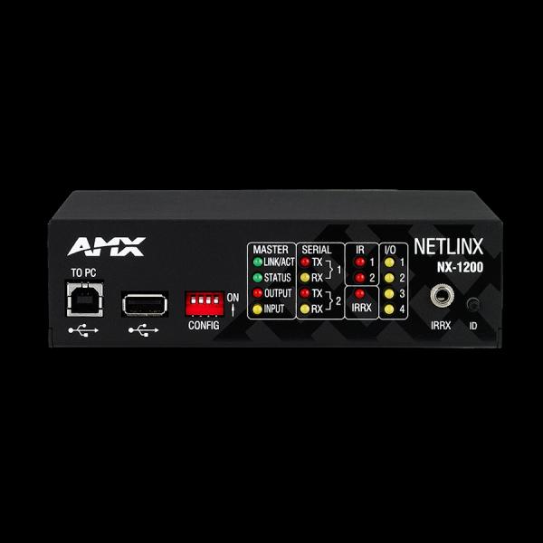 AMX NX-1200 NetLinx NX Integrated Controller - NX 1200 Front High original