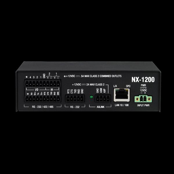 AMX NX-1200 NetLinx NX Integrated Controller - NX 1200 Rear High original