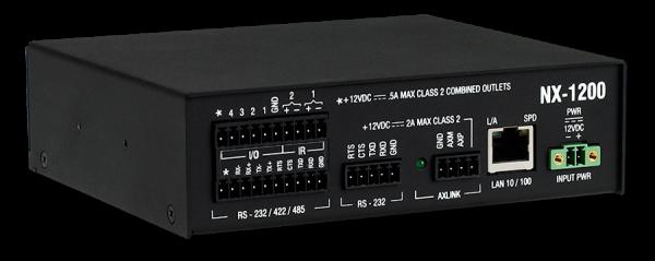 AMX NX-1200 NetLinx NX Integrated Controller - NX 1200 Rear Right original