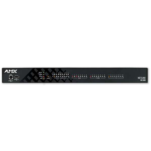 AMX NX-3200 NetLinx NX Integrated Controller - NX 3200 Front original