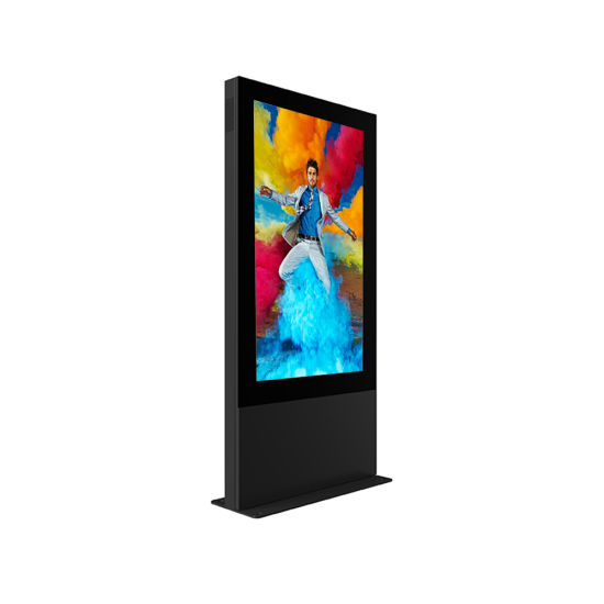 Products - Outdoor LCD Advertising Display Player Floor Stand Digital Signage Totem