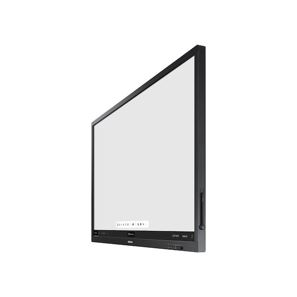 Samsung QB75N-W-Edge-Lit 4K UHD LED Interactive Display for Business - QB65H TR 005 Dynamic Black 20180326