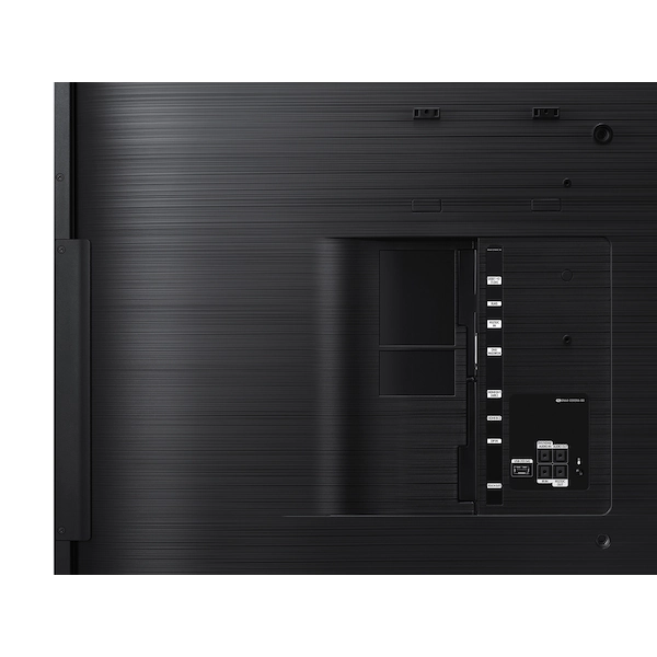 Samsung QB75N-W-Edge-Lit 4K UHD LED Interactive Display for Business - QB65H TR 006 Detail Black 20180326