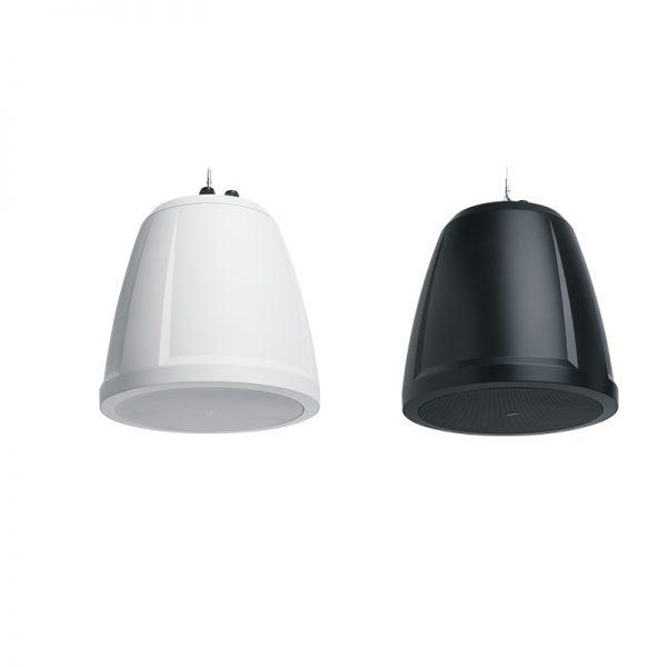 QSC AD-P.SUB  6.5-inch Dual Voice Coil, Small Format Pendant Subwoofer - Q spk ad p sub hero