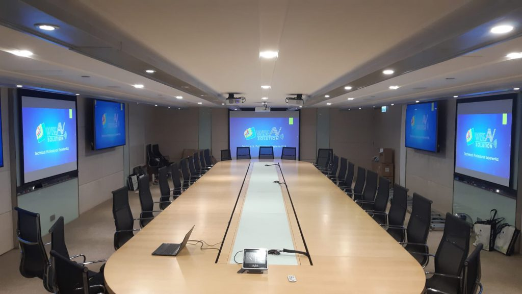 Conference room upgrade for HKPC - WhatsApp Image 2018 10 29 at 12.57.51