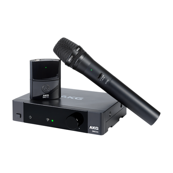AKG DMS100 2.4GHZ DIGITAL WIRELESS MICROPHONE/INSTRUMENT SYSTEMS - dms100 pic