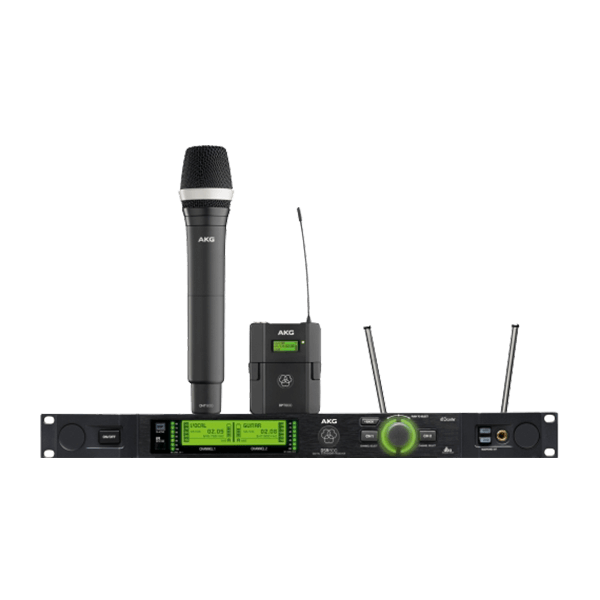 AKG DMS800 REFERENCE DIGITAL WIRELESS MICROPHONE SYSTEM - dms800 pic