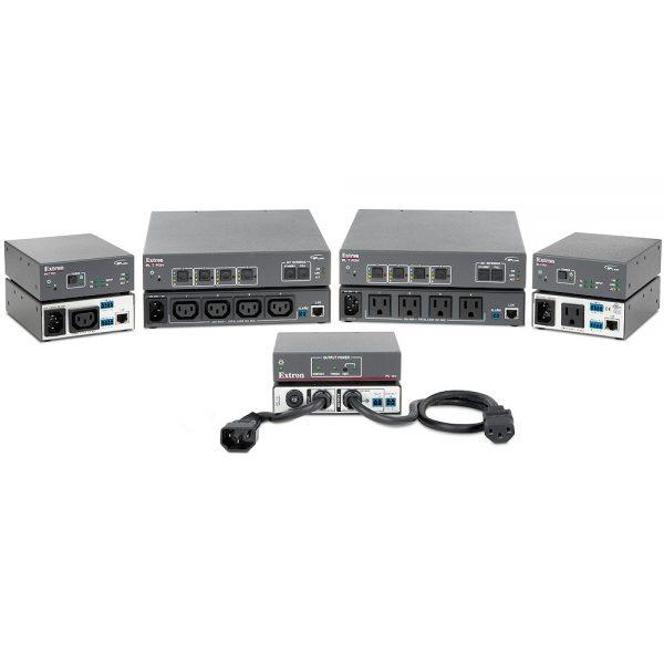 Extron PC 101 AC Power Controller - iplink powercontrol 01r lwg