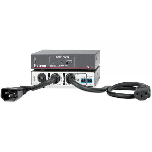 Extron PC 101 AC Power Controller - pc101 60137801 01r lwg