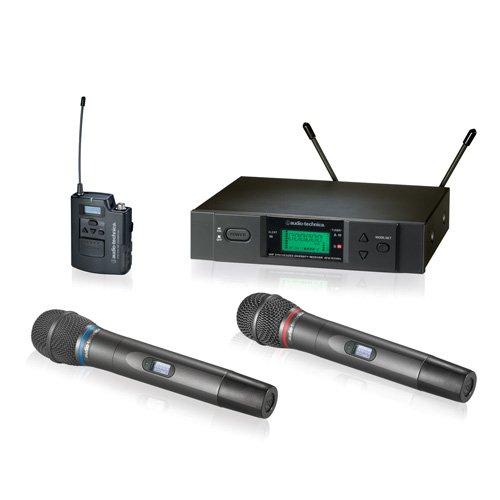 Audio Technica ATW-3000b (UHF Wireless Micro System) - pmi product 000550 00011