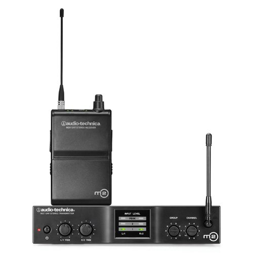Audio-Technica M2 In-Ear Wireless Monitor System - pmi product 000553 00011