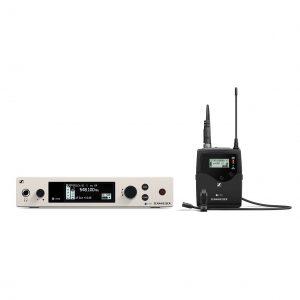 Microphone - product detail x2 desktop ew 500 g4 mke2 sennheiser 01