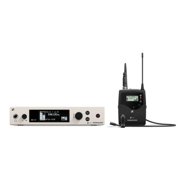 Sennheiser EW 500 G4-MKE2 (wireless lavalier microphone system) - product detail x2 desktop ew 500 g4 mke2 sennheiser 01