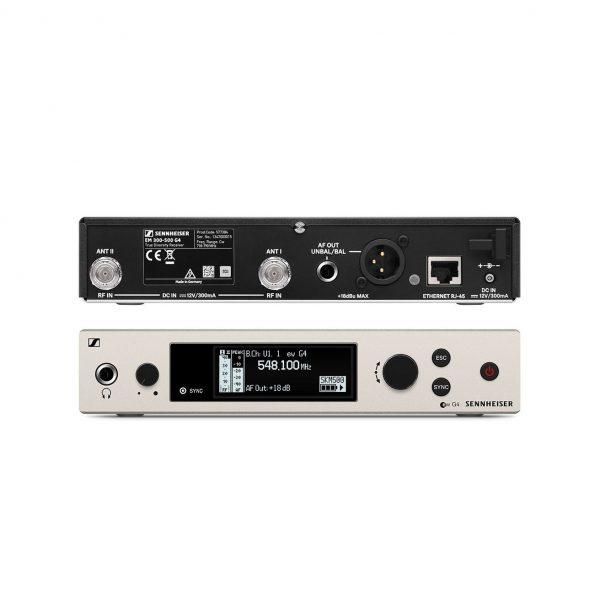 Sennheiser EW 500 G4-MKE2 (wireless lavalier microphone system) - product detail x2 desktop ew 500 g4 mke2 sennheiser 02
