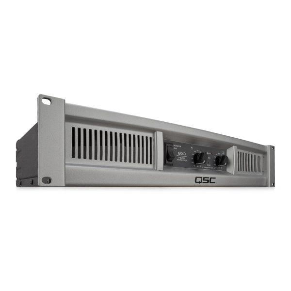 QSC GX Series Power Amplifier (G3/G5/G7) - q amp GX GX3 img heroFront