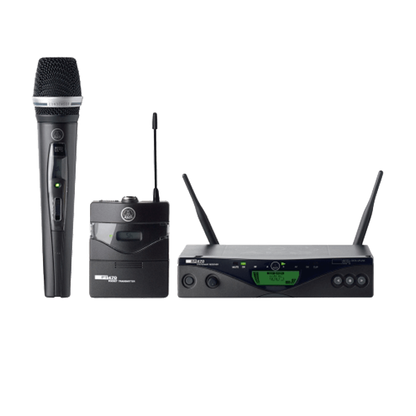 AKG WMS470 PROFESSIONAL WIRELESS MICROPHONE SYSTEM - wms470 pic