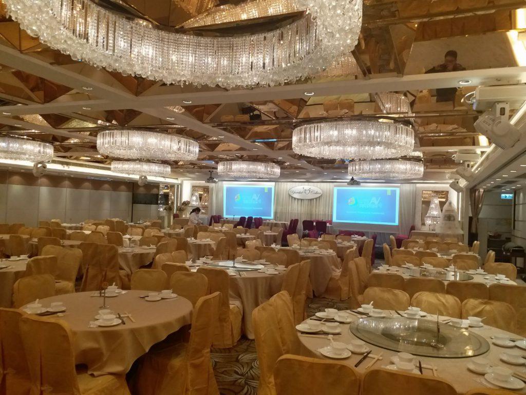 Banquet hall facility upgrade - 1784