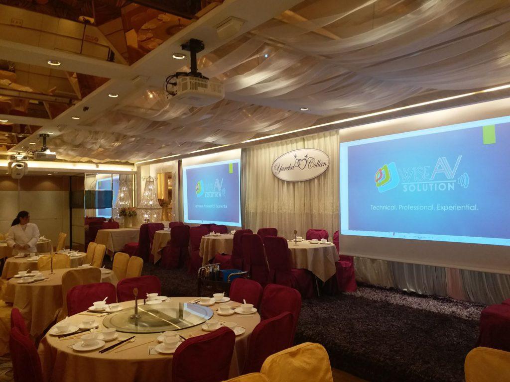 Banquet hall facility upgrade - 1785