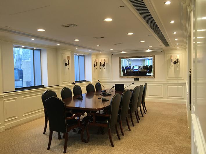 接待處和會議室設施翻新工程 - 3 003