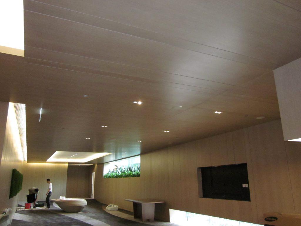 展覽廳電視螢幕安裝 - 4 3