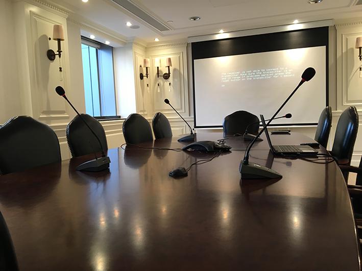 接待處和會議室設施翻新工程 - 5 1