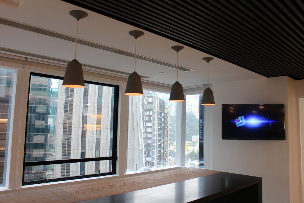 TV installation for Miele Showroom - IMG 1582