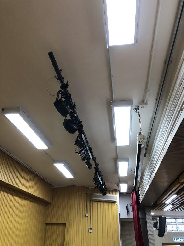 AV equipment and system for Yuen Yuen Institute - IMG 2409