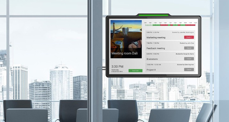 Room Booking System - rbm002