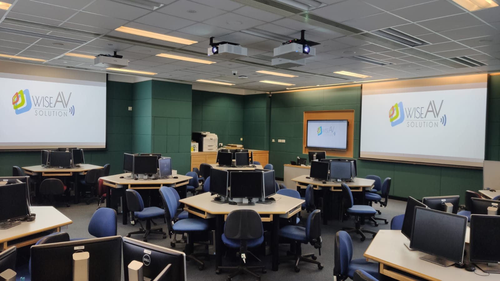 Multi-Media Learning Room for 50 People - WhatsApp Image 2021 03 25 at 17.54.25