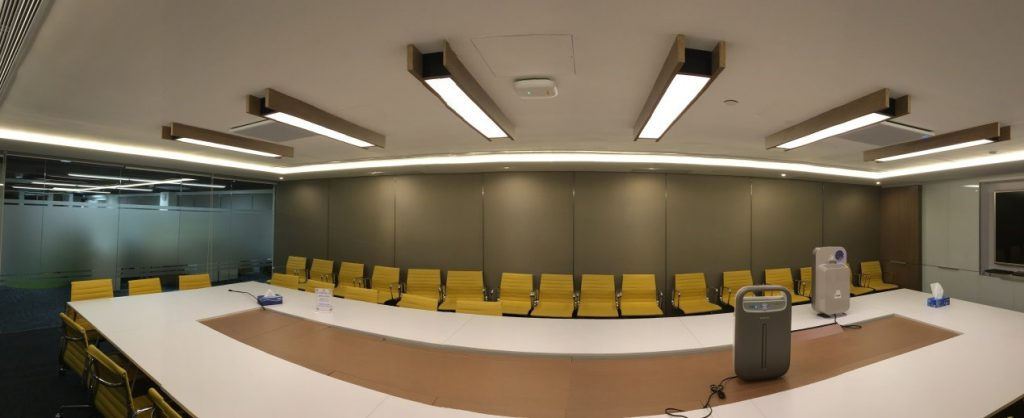 Audio System Upgrade for a Medium-sized Meeting Room - 4